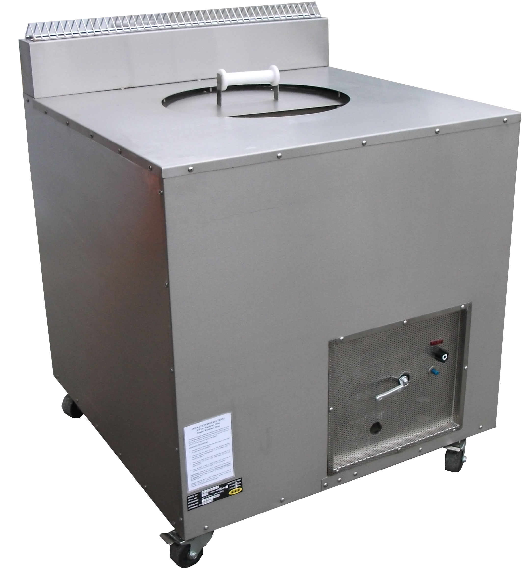 Large commecial charcoal tandoor oven  sc 1 st  Huizhou HuaRuiCheng Industry Co.Ltd & Large commecial charcoal tandoor oven_Huizhou HuaRuiCheng Industry ...